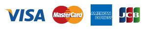 クレジットカードのロゴ